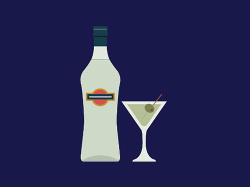 Bottle servis